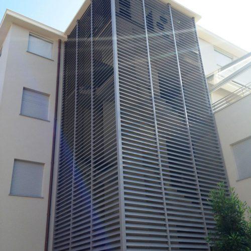 Pannelli fissi scale - Diano Marina